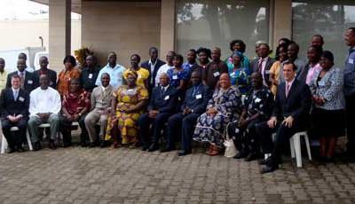 Peacebuilding training