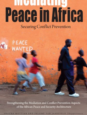 ACCORD - Report - Mediating peace in Africa