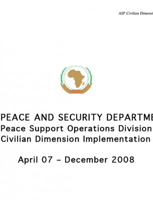 ACCORD - Report - ASF Civilian Dimension Implementation Plan
