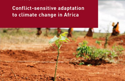 ACCORD publishes edited volume on conflict-sensitive climate change adaptation in Africa