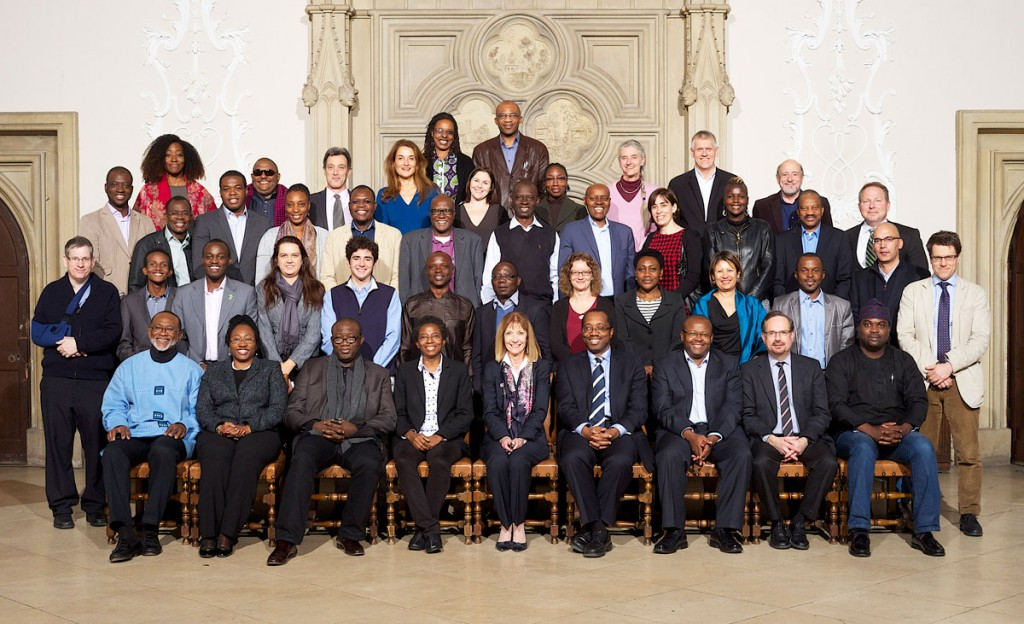 Peacebuilding in Africa evolving challenges responses and new thinking