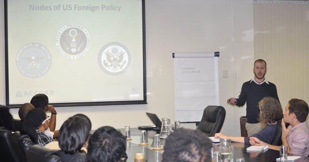 ACCORD-Internal-Staff-Seminar-appraises-United-States-foreign-policy