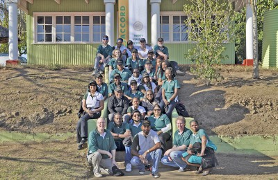 ACCORD and mandela day 2015 - Group pic
