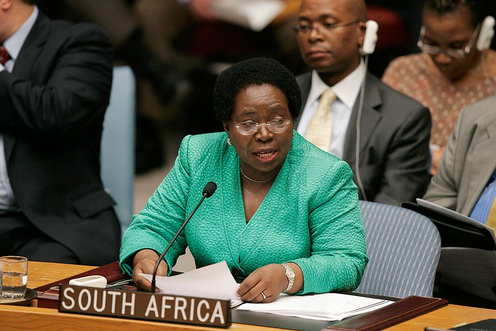South Africa consolidates its efforts on gender peace and security