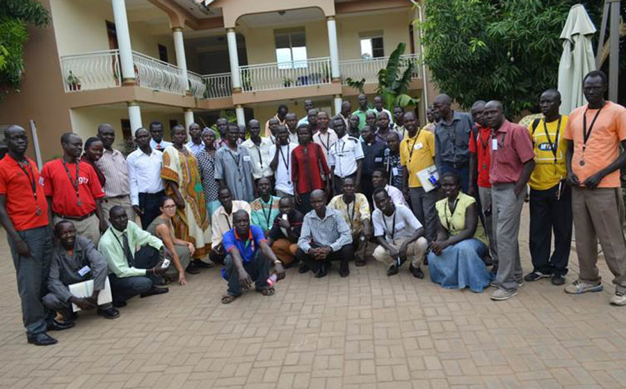 South-Sudan-Training