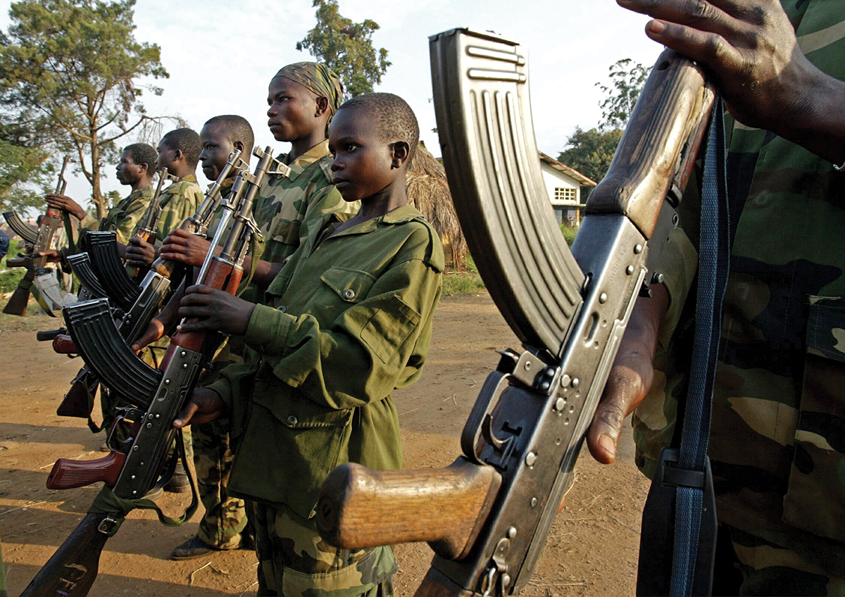 african child soldiers essay Fact sheet on the facts about child soldiers  in the past three years, the department of state's bureau of african affairs funded programs in burundi,.