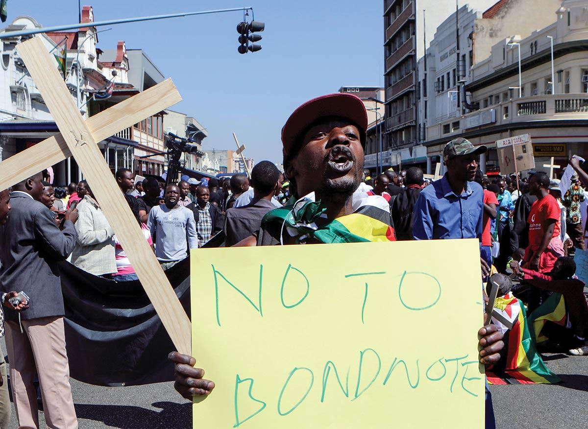 Young Zimbabweans