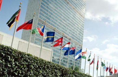 United Nations Secretariat building