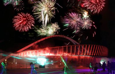 Durban Fireworks