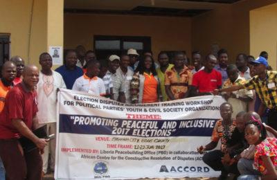 Youth Liberia