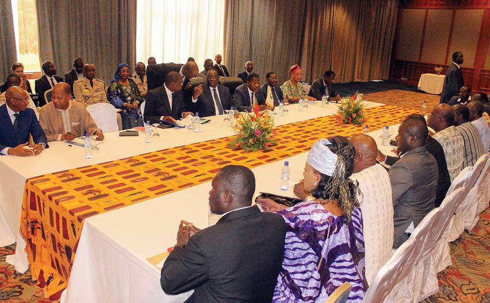 National dialogues