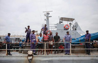 Maritime insecurity