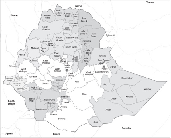 Ethnic federalism and conflict in Ethiopia – ACCORD