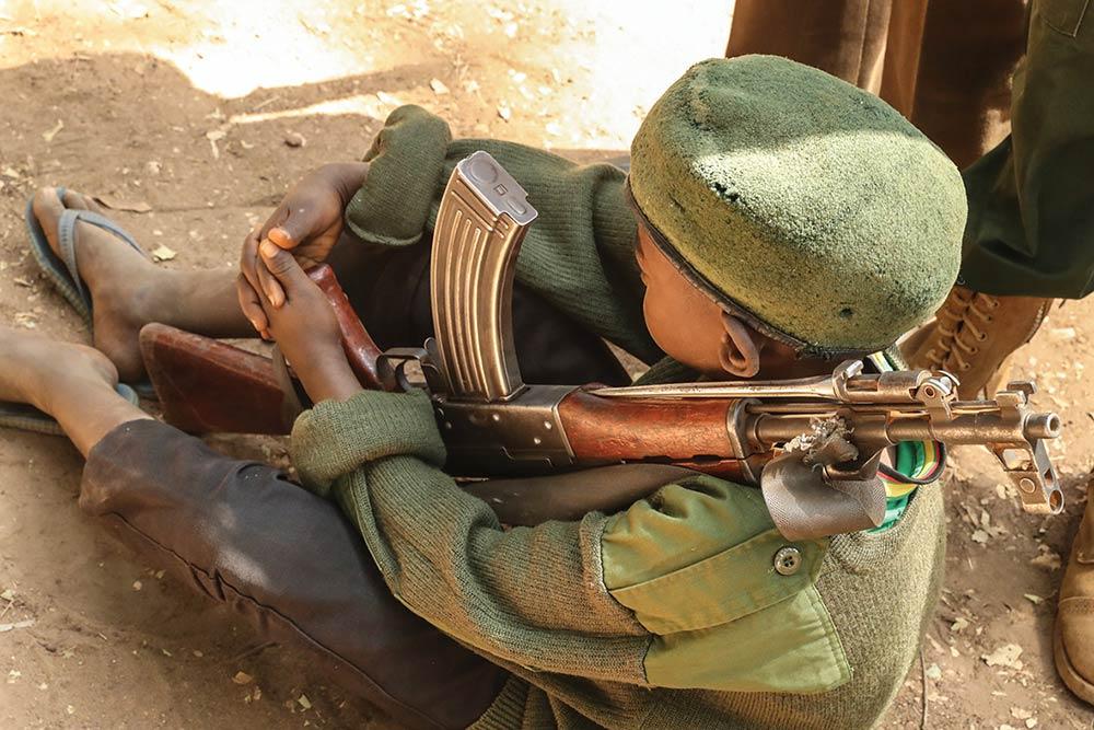 Former Child Combatants