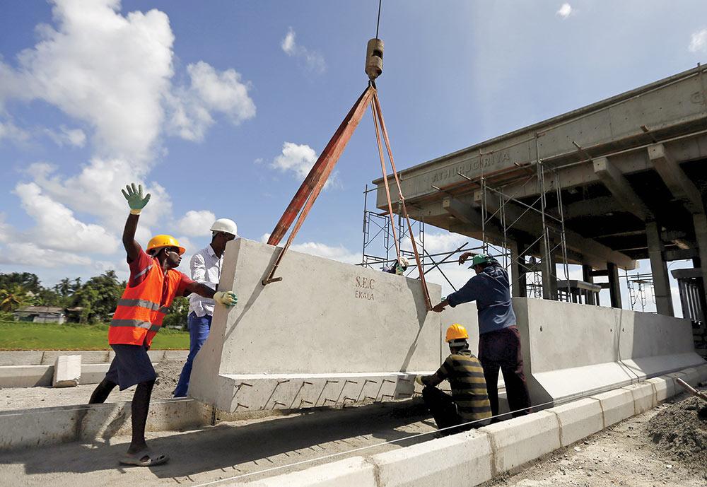 Sri Lanka Development