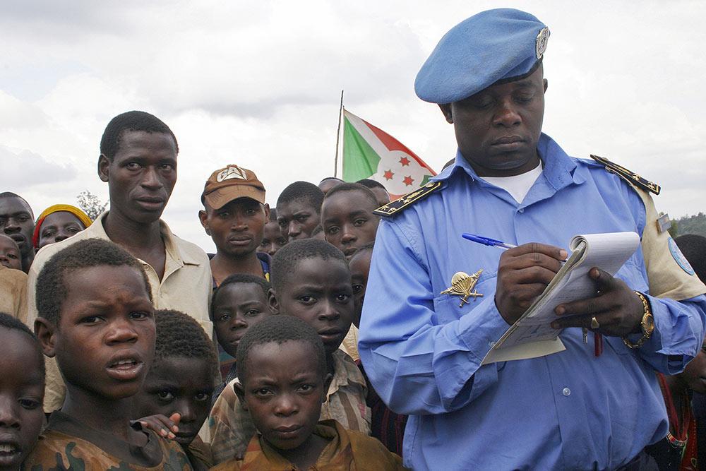 Gasorwe Refugee Camp
