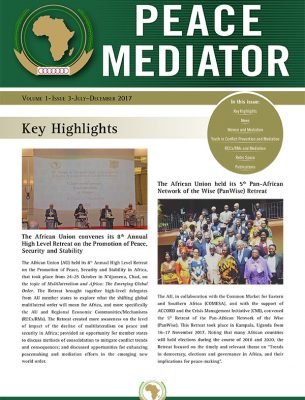 ACCORD Peace Mediator Vol1 Iss3