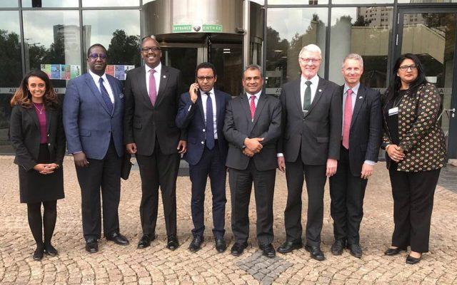 Extraordinary Joint Steering Committee Meeting