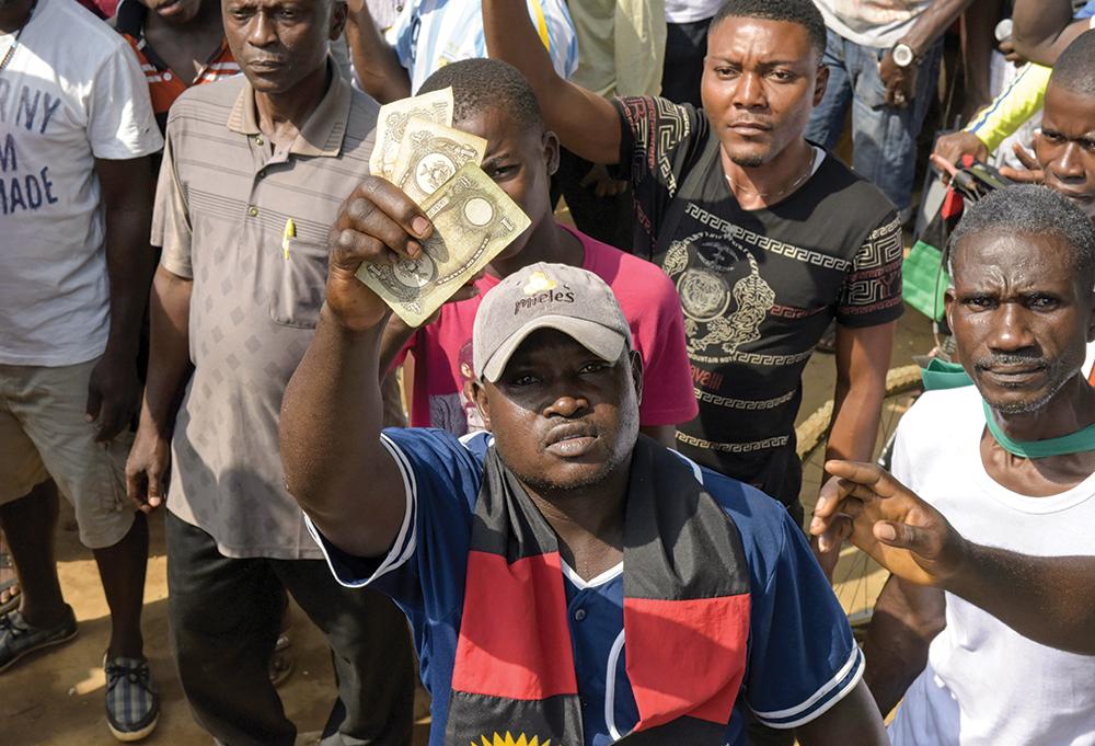 Cash for Vote
