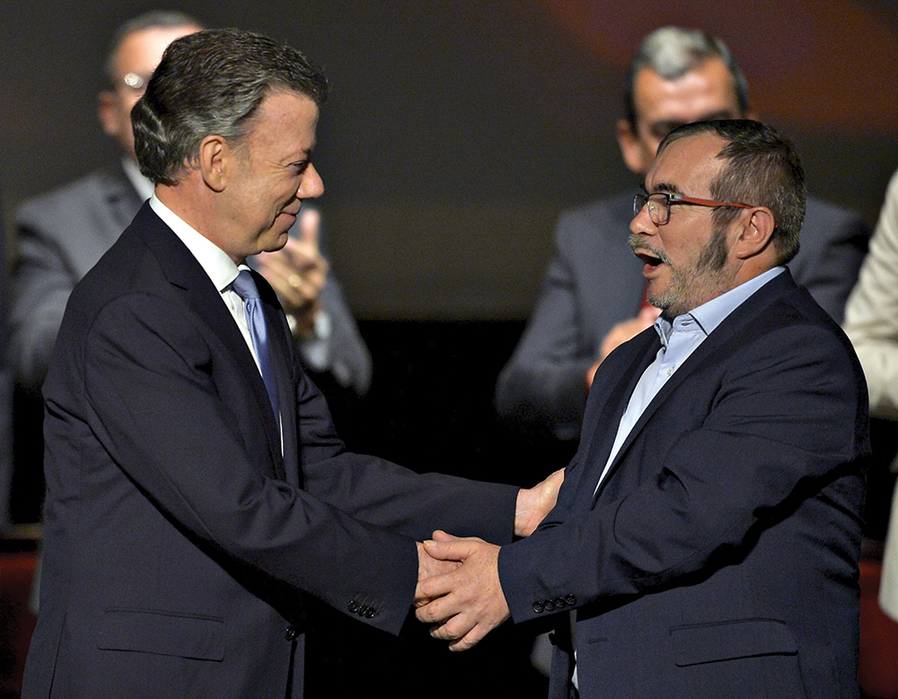 Colombia Peace Accord