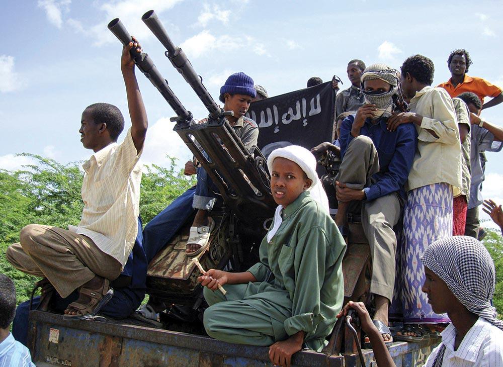 Al-Shabaab's youth membership
