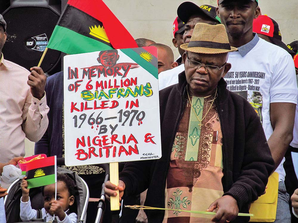 Freedom March for Biafra