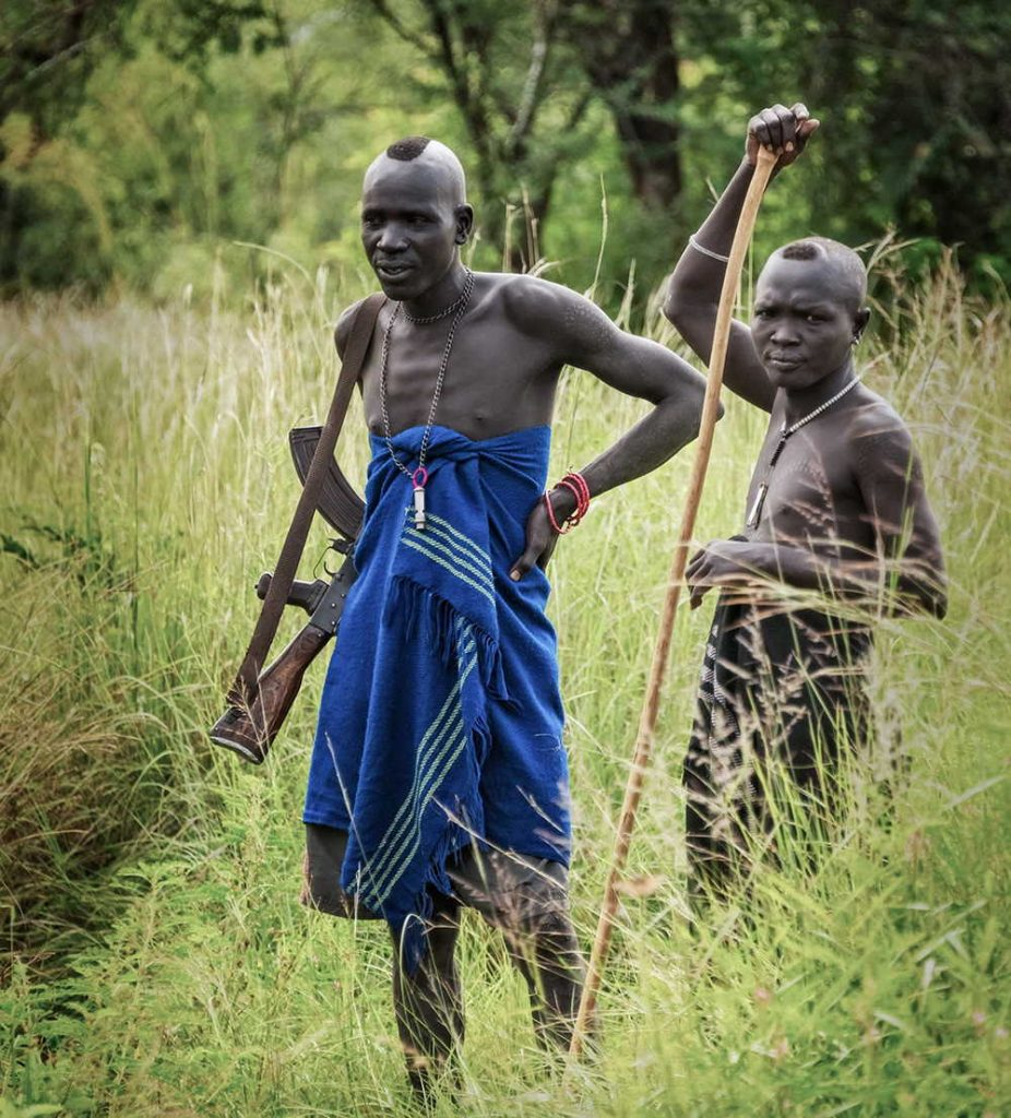 Conflict between pastoralists and farmers