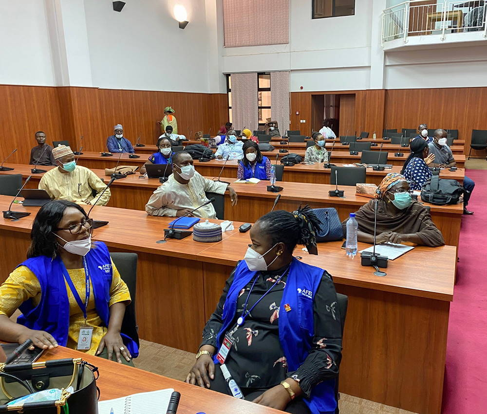 Nigeria's Presidential Task Force on COVID-19